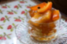 Jamileh's pumpkin preserve recipe
