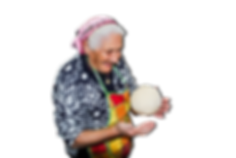 cypriot old woman