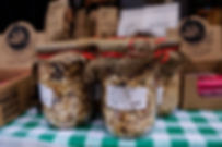 BreabasketSquare's Fruitblast Granola Jars at Souk El Tayeb in Beirut, Lebanon