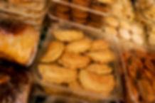 Pastries made by Terese Morkos at the Souk el Tayeb