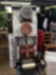 Olive Machine, Cyprus