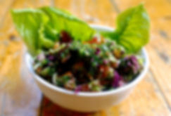 Tabbouleh Recipe, Tawlet, Beirut, Lebanon