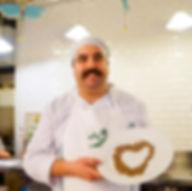 Fadi and his Mujaddara Recipe, Beirut, Lebanon