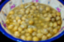 cooked chickpeas, foule recipe, lebanese recipes, lebanon
