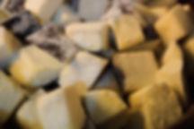 Eggplants in a thin layer of flour, eggplant yogurt lebanese recipe, the recipe hunters in lebanon