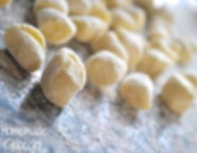 Homemade Gnocchi Recipe by Mamma Angela, Chef of L'Antica Rupe in Orvieto, Italy