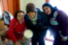 Amal, Sanaa and Anthony Morano from The Recipe Hunters
