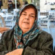 Terese Morkos at the Souk el Tayeb