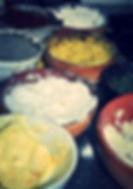 Spices, Ante's Forgotten Cuttlefish Recipe, Konoba Lukin, Brač, Cr