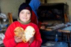 Syrian Refugee in Ketermaya, Lebanon