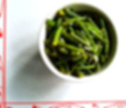 Deirdre's Green Beans Recipe, The Recipe Hunters in Cyprus