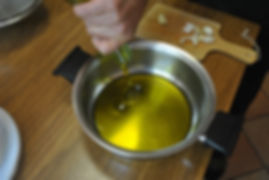Olive Oil - Spaghetti Truffle Recipe