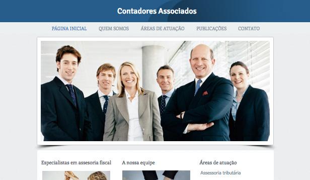 Site para Contadores