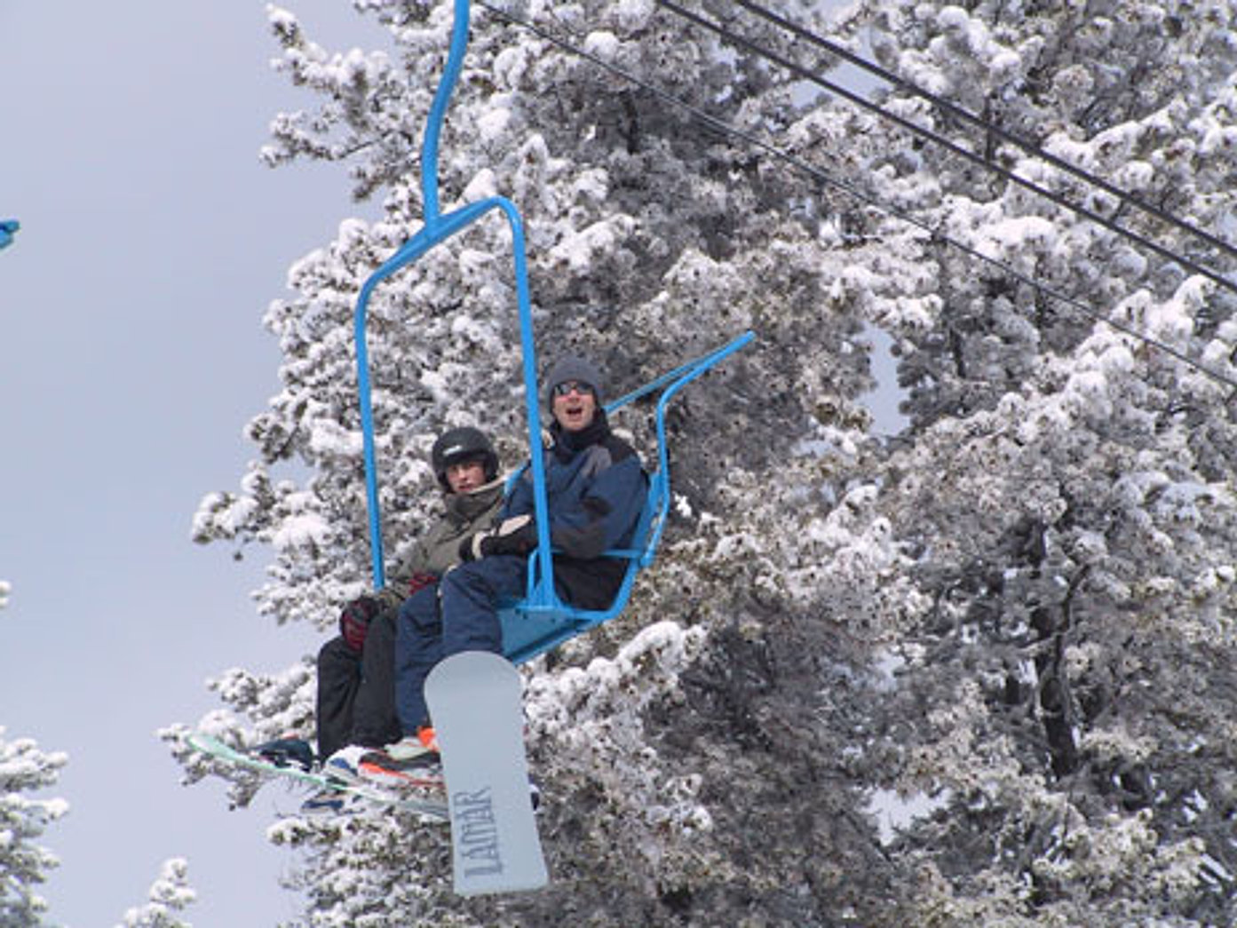 Silver Summit Ski Resort Edson Alberta