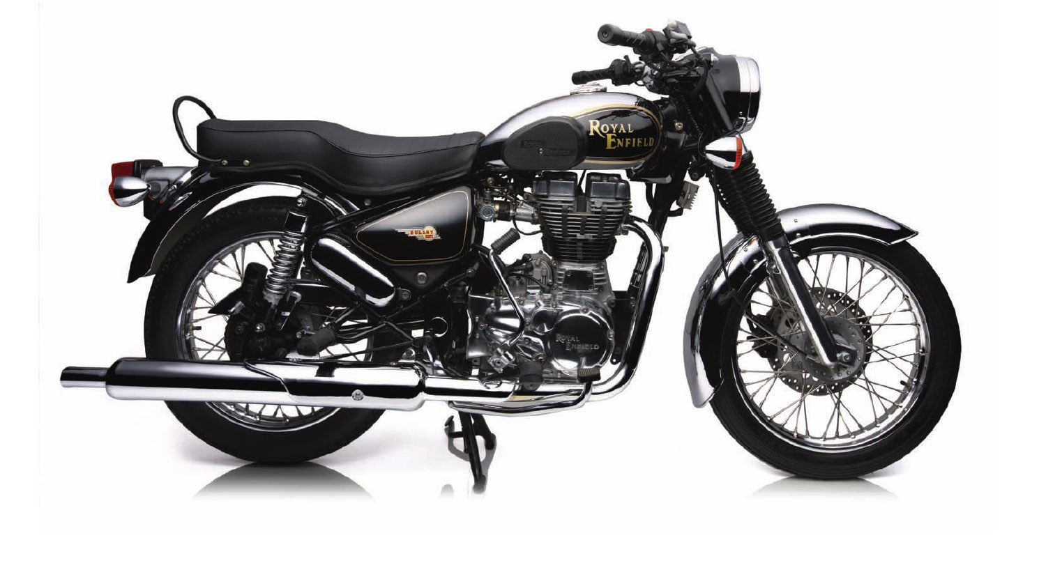 10 Facts About The Royal Enfield Motorcycles Nomadic Knights