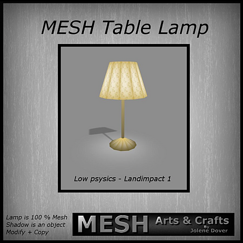 Mesh Art Creation