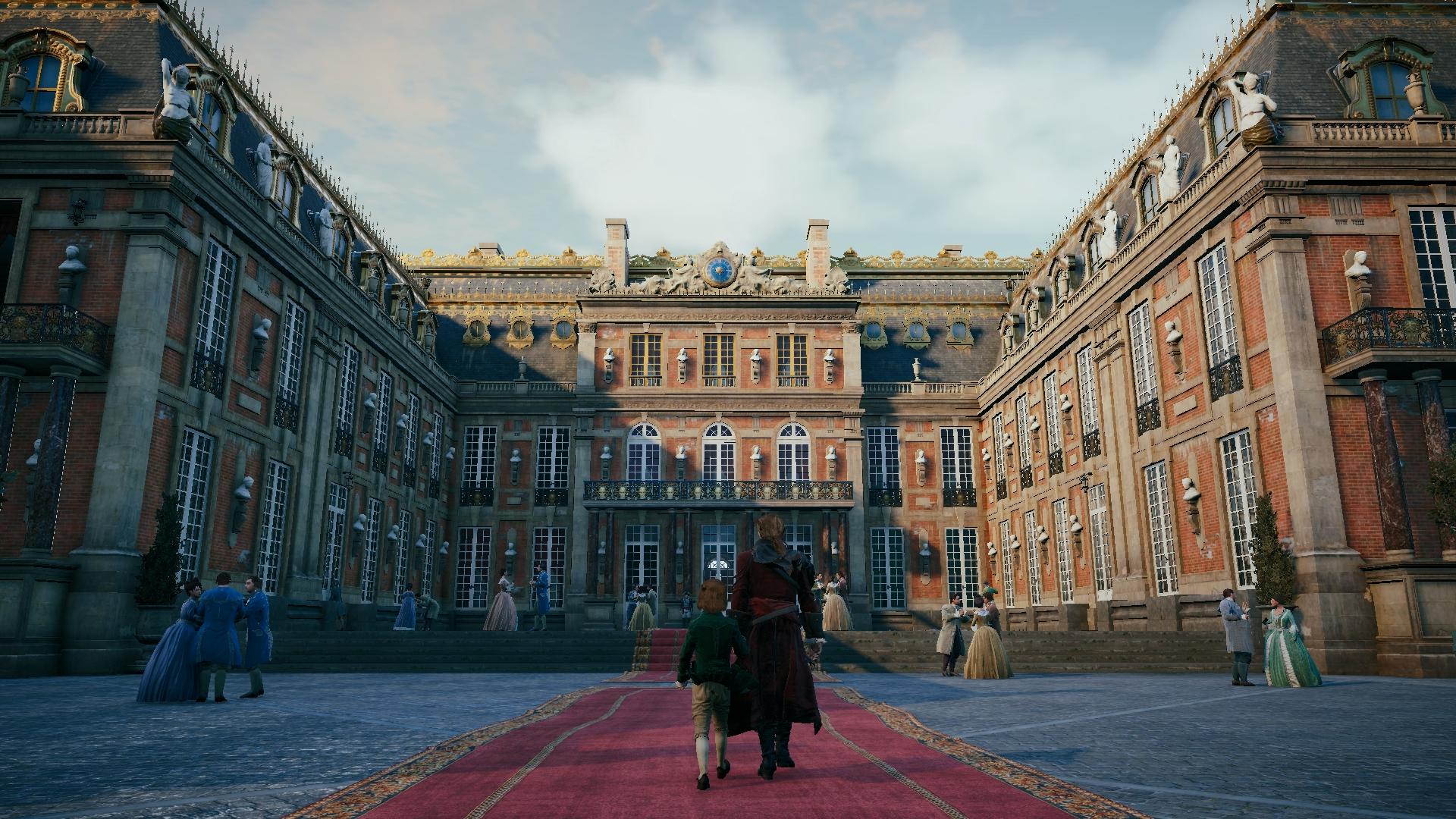 Дворец версаль  № 1743604 без смс