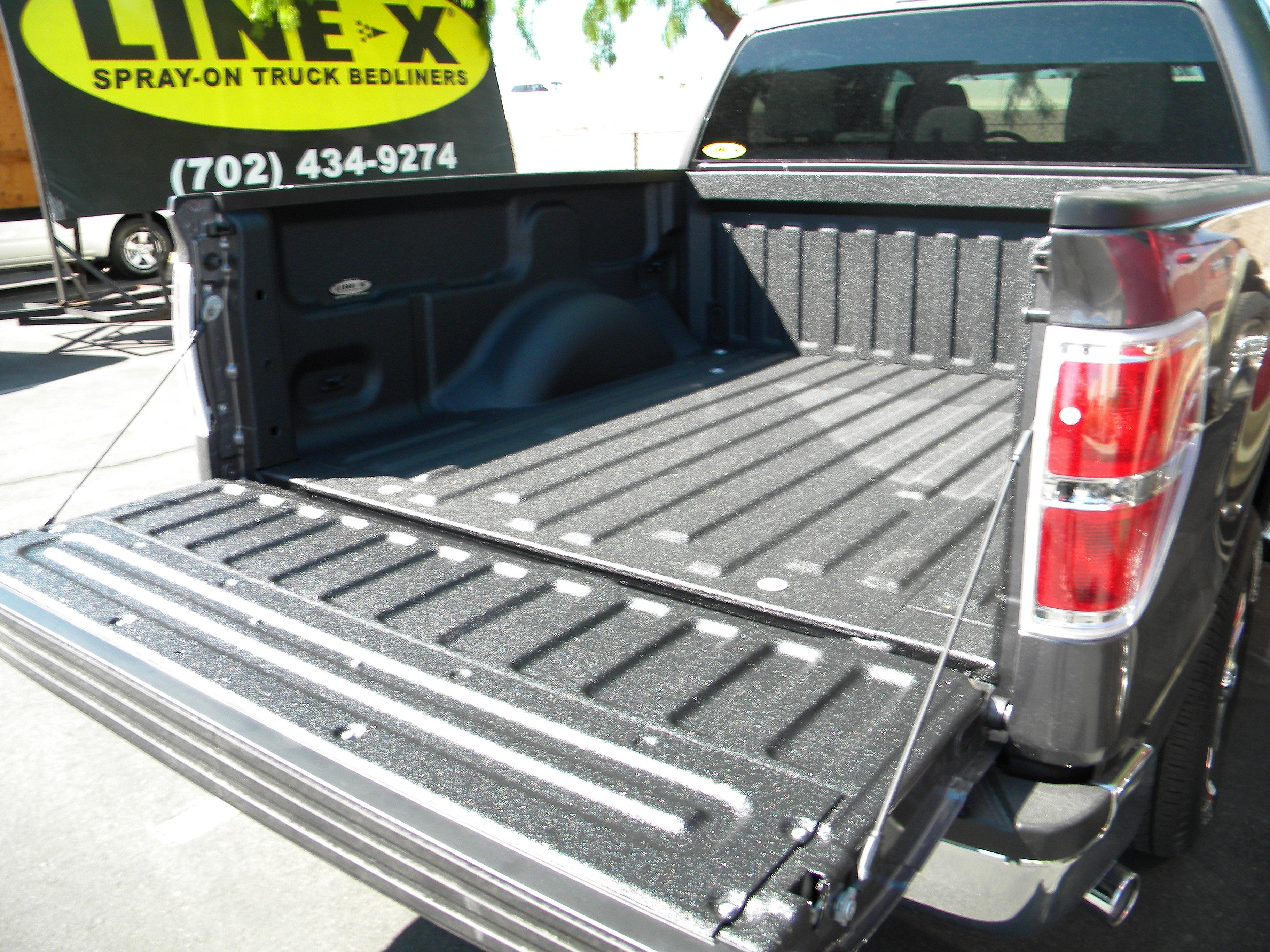 Rhino Spray Bed Liner Las Vegas