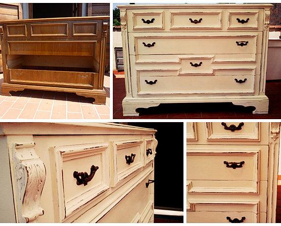 360 homerestyling mobili prima e dopo - I mobili della nonna ...