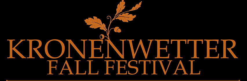 Kronenwetter Fall Festival