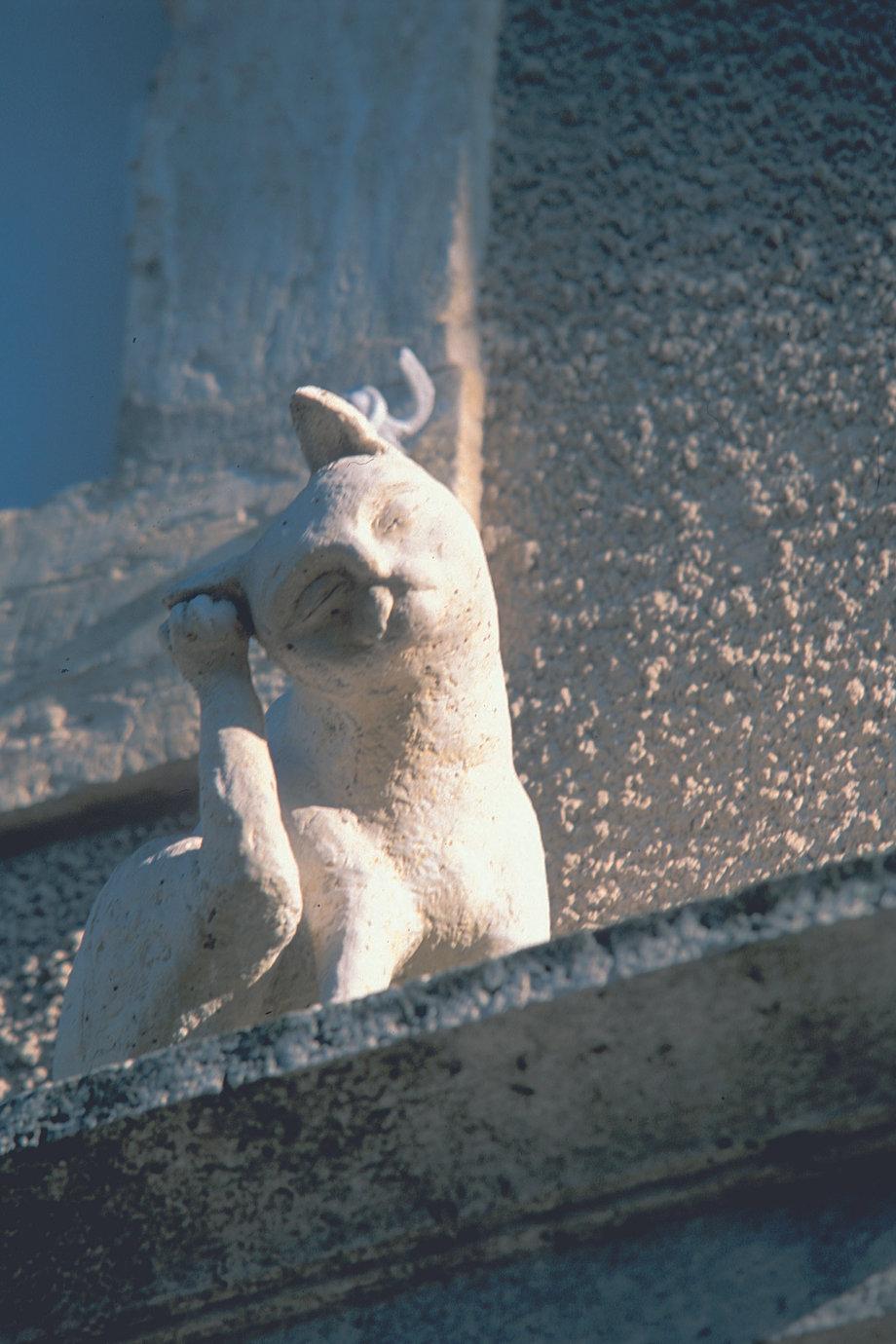 La romieu gers gascony midi pyren es toutistic area for Exterieur oreille qui gratte