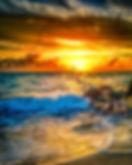HDR Beach Sunset.jpg