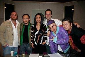 Recording in China