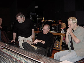 Xtina orchestra session