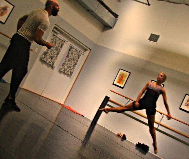 Missouri Contemporary Balletminore al maggioreChoreographer: John-Mark OwenPhotographer: Alex GordonSeptember 2012