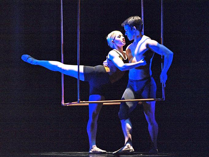 Missouri Contemporary BalletRadical AcceptanceChoreographer: Shannon WannApril 2012