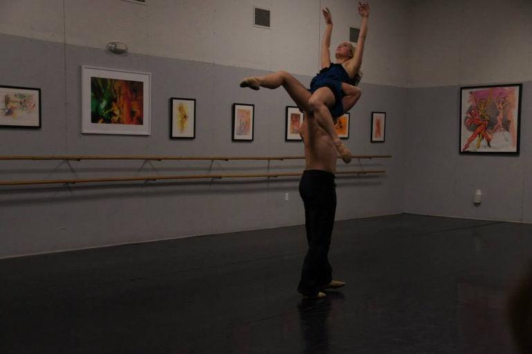 Missouri Contemporary BalletAgainst All OddsChoreographer: Caroline Millikin EukerPhotographer: Scott PetersonDecember 2013