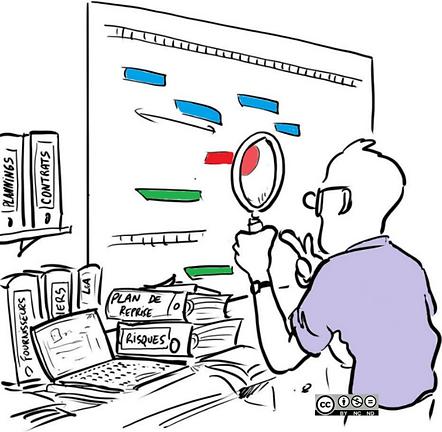 Répondre à l'urgence en assurant le suivi contractuel des opérations (1/2) – la gestion du programme d'exécution