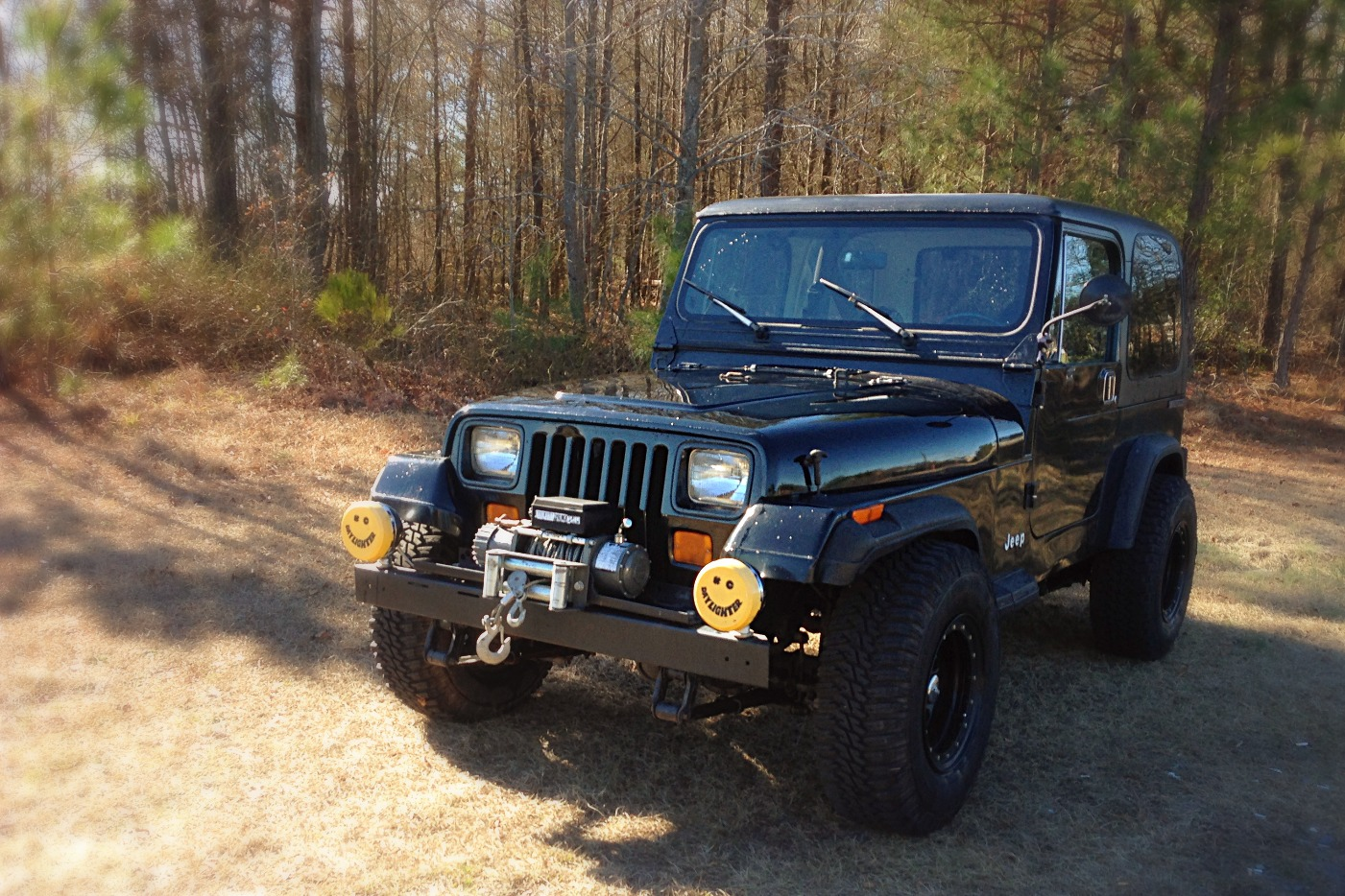The Wrangler Gets Some Fuel System Improvements Dirty Shop Rags Jeep Yj Filter