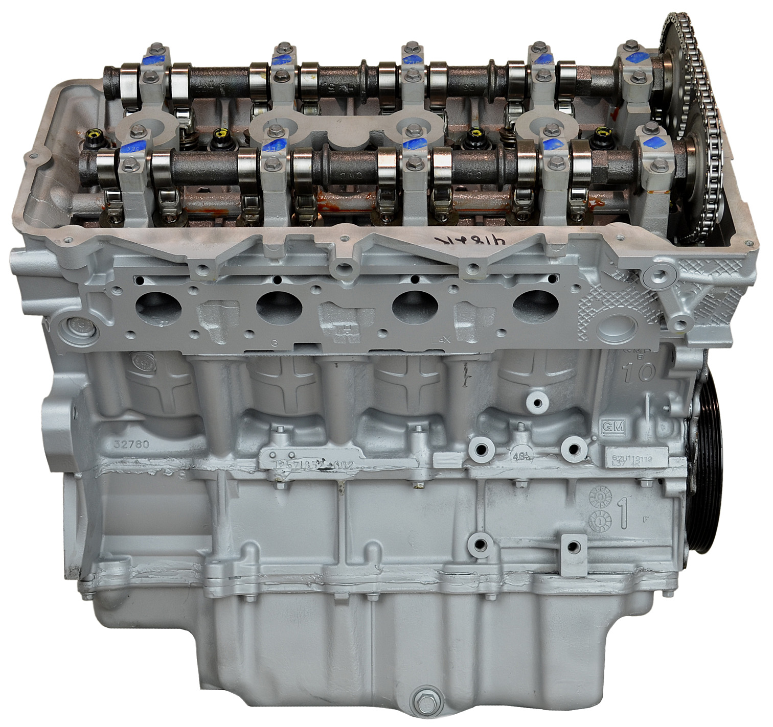 00-02 Cadillac Seville 4.6 NorthStar Engine VIN 9