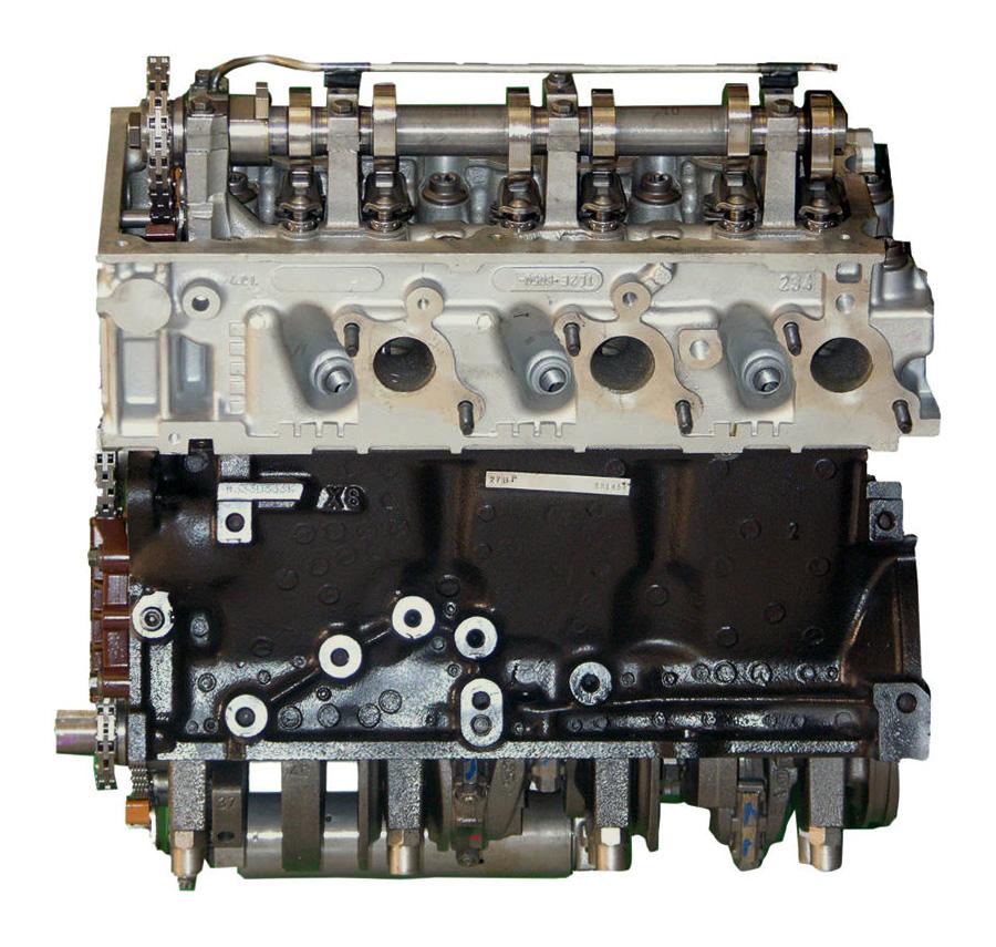 Ford Ranger 2000 Remanufactured Cylinder Head: 02-07 Ford 4.0-Liter SOHC V6 Mountaineer Engine