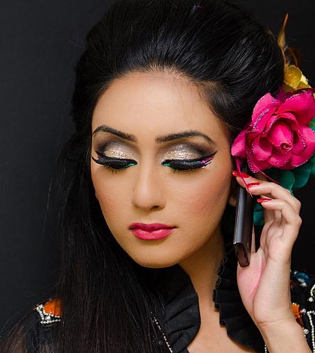 Bridal Makeup Artist List : Asian Bridal makeup artist in Manchester