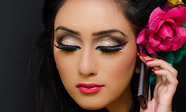 Asian Bridal And Party Makeup Manchester Asian Bride Makeup