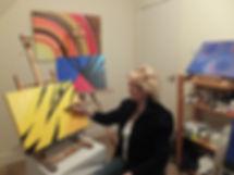 Pauline Thomas Artist