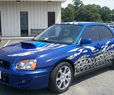 2004 Subaru WRX Sti Turbo 6spd