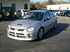 2005 Dodge SRT-4 Turbo