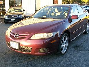 2008 Mazda Mazda 6i GT