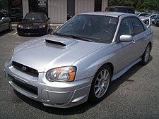 2004 Subaru WRX STi AWD 6spd