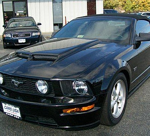 2007 Ford Mustang GT 5spd