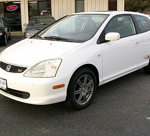 2002 Honda Civic Si 6spd
