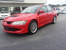 2005 Mitsubishi Lancer EvolutionVIII