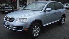 2006 Volkswagen Touareg  Lux