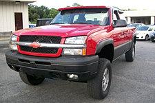 2005 Chevrolet Silverado 4x4