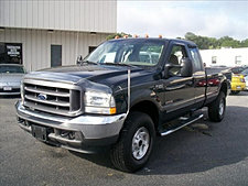 2004 Ford F-350 Turbo Diesel