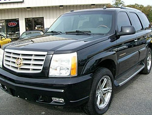 2004 Cadillac Escalade AWD Luxury