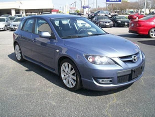 2007 MAZDASPEED3 Turbo 6spd